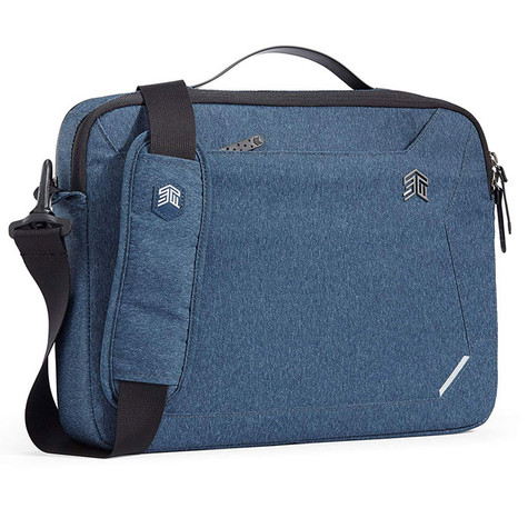 "STM Myth 15"" Laptop Brief - Slate Blue"