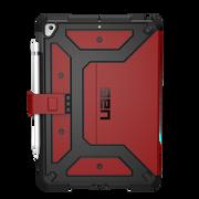 """UAG Metropolis Case iPad 10.2"""" - Magma"""