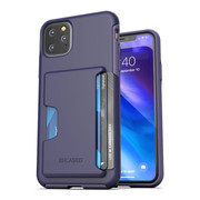 Encased Phantom Wallet Case iPhone 11 Pro Max - Purple