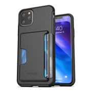 Encased Phantom Wallet Case iPhone 11 Pro Max - Black