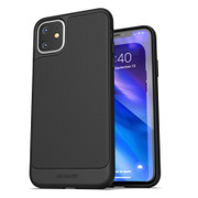 Encased Thin Armor Case iPhone 11 with Anti-Microbial - Black