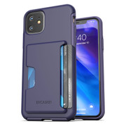 Encased Phantom Wallet Case iPhone 11 - Purple