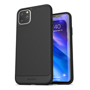 Encased Thin Armor Case iPhone 11 Pro Max with Anti-Microbial - Black