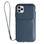 BodyGuardz Accent Wallet Case iPhone 11 Pro - Navy