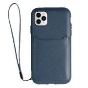 BodyGuardz Accent Wallet Case iPhone 11 Pro Max - Navy