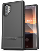 Encased Rebel Case Samsung Galaxy Note 10+ Plus - Black