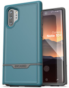 Encased Rebel Case Samsung Galaxy Note 10+ Plus - Blue