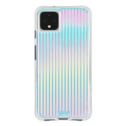 Case-Mate Tough Groove Case Google Pixel 4 - Iridescent
