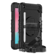 "Krakatoo Case Samsung Galaxy Tab A 8.0"" (2019) with Handstrap - Black"
