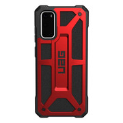 UAG Monarch Case Samsung Galaxy S20 - Crimson