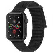 Case-Mate Nylon Watch Band Apple Watch 1-5/38-40mm - Nylon Black