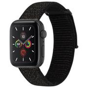 Case-Mate Nylon Watch Band Apple Watch 1-5/38-40mm - Metallic Black