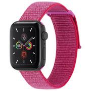 Case-Mate Nylon Watch Band Apple Watch 1-5/42-44mm - Metallic Pink