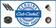 954-05025A CUB CADET DECK BELT LX 54 FABRICATED DECK