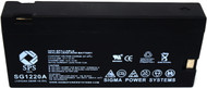 Panasonic LC-SD122BU Camcorder Battery