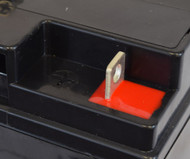 Postive terminal of Best Technologies ME1.8 kVA  UPS Battery