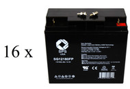 Parasystems Minuteman BP192V17 UPS Battery set