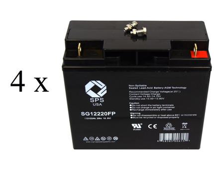 Best Technologies ME 1.8 kVA  UPS Battery set