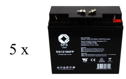 General Power GPS-2K-120-61 UPS Battery set