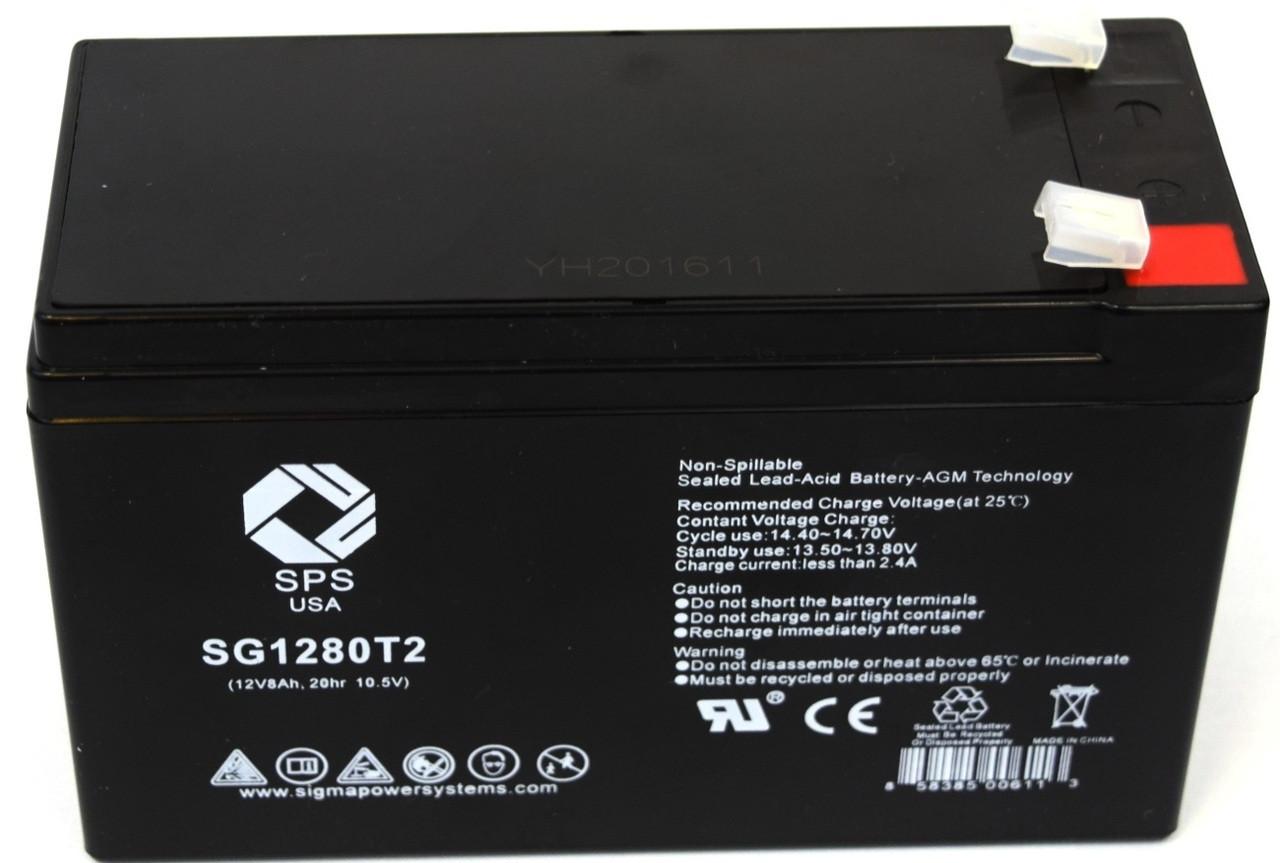 Cyber Power Office Power AVR 1000AVR UPS battery set 14% more capacity