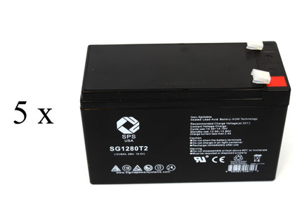 General Power GPS5006 UPS battery set set 14% more capacity