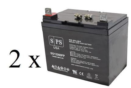 Access Point Medical AXS-7000 Wheelchair U1  battery set
