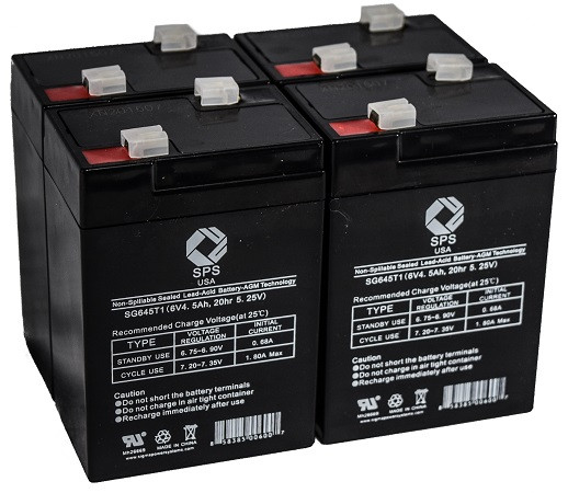 Lithonia EMB20605 Compatible Replacement Battery