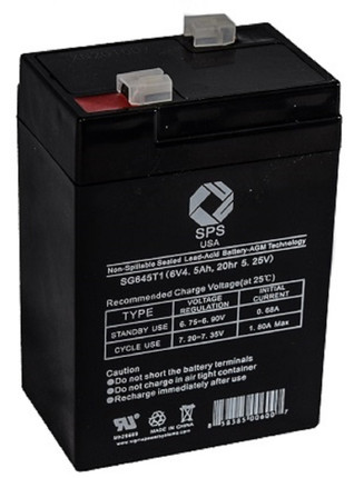 ELS 6VLC4 Battery from Sigma Power Systems.