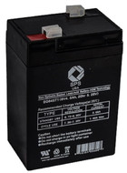 MK ES4-6 Wheelchair Battery (6V, 4.5AH) from Sigma Power Systems.