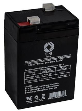 Prescolite E820060800 Battery from Sigma Power Systems.