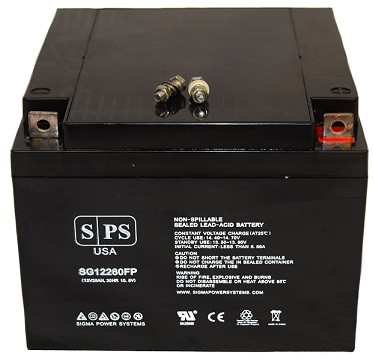 AdemcoPWPS12260F Alarm  battery