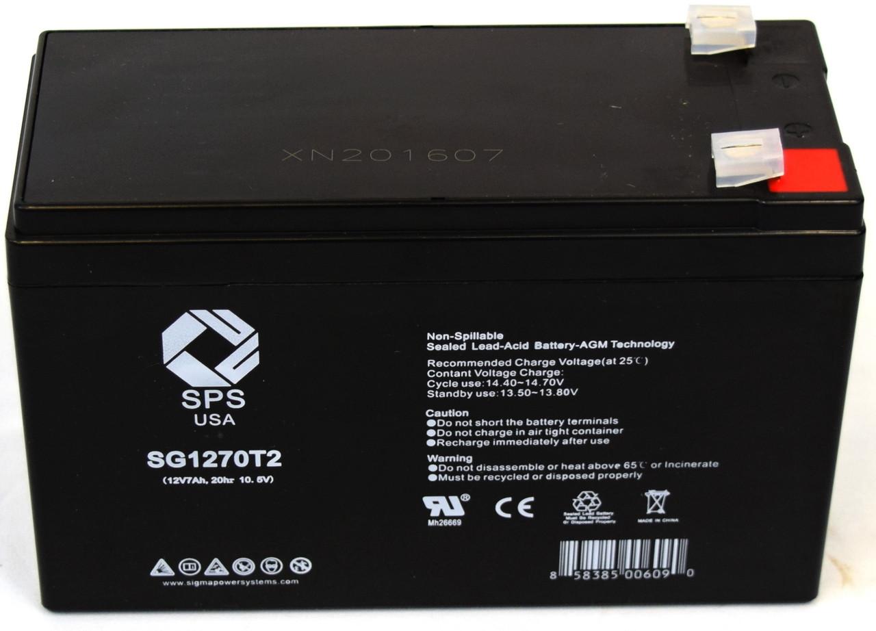 Liebert PSA 470 Replacement Battery