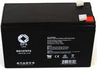 UB1280 -Exide Powerware BAT-0072 battery