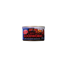 Zoo Med Can O Bloodworms