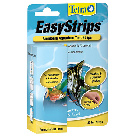 Tetra Easy Strips Ammonia Test Strips