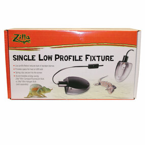 Zilla single low profile fixture