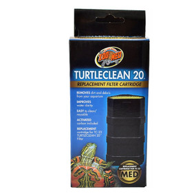 Zoo Med Turtle Clean 20 Replacement Filter Media.