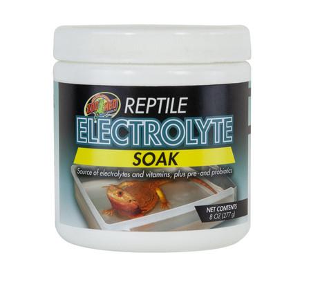 Zoo Med Reptile Electrolyte Soak 8oz