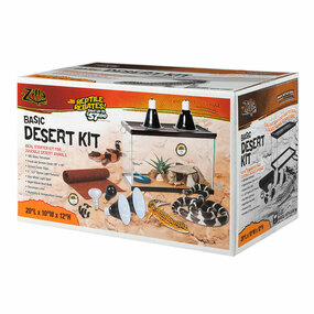 Zilla Basic Desert Starter Kit 10 Gallon Boxed