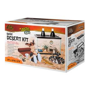 Zilla Basic Desert Starter Kit 10 Gallon Boxed