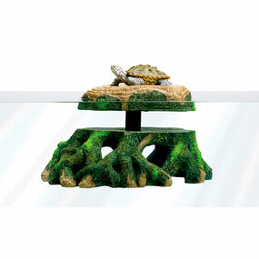 Zilla Turtle Trunk Basking Platform