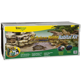 Tetra Deluxe Turtle Habitat Now With Free Shipping