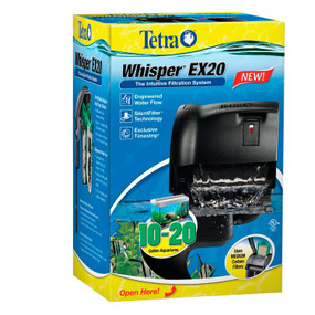 Tetra Whisper EX-20 Power Filter