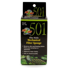 Zoo Med 501 Filter Replacement Sponge
