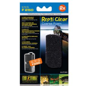 Exo Terra F250 Refill 2 Pack