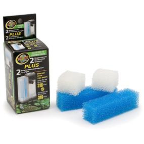 Zoo Med Micro Clean 316/318  Sponge Refill 3 Pack