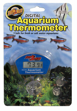 Zoo Med Digital Aquarium Thermometer