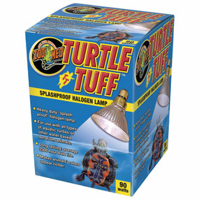 Zoo Med Turtle Tuff Halogen Lamp (Splash Proof)