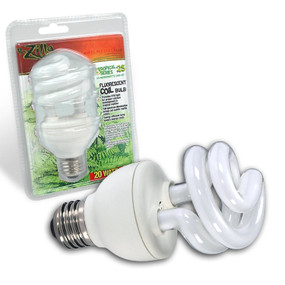 Zilla Tropical Series Fluorescent Coil Bulb