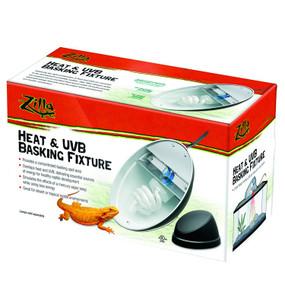 Zilla Heat & UVB Basking Fixture